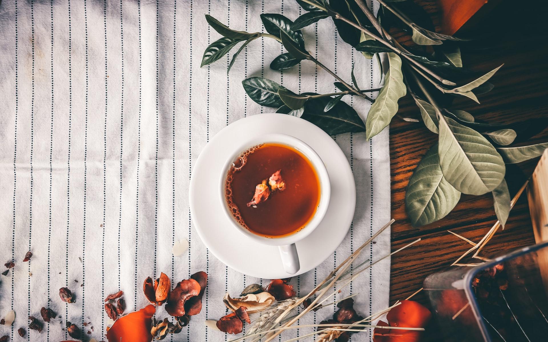 It's Always Tea Time at Teaism Tea Shop